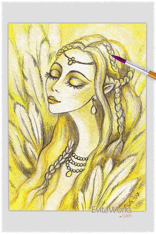 Fairy 43 ~ EvitaWorks