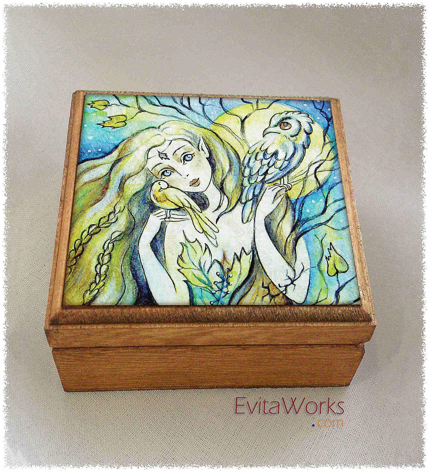 Fairy 45 Boxsq ~ EvitaWorks