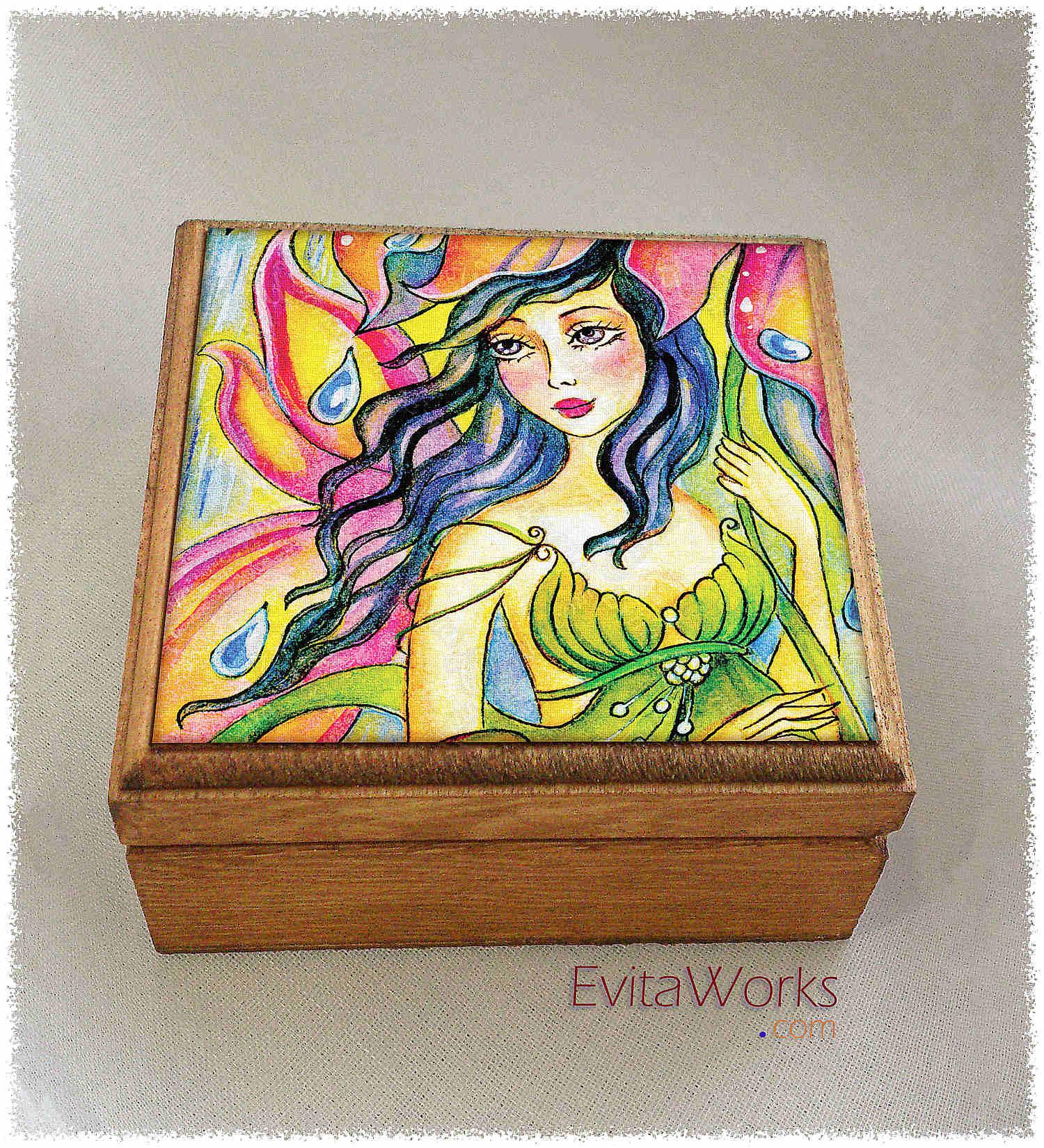 Fairy 47 Boxsq ~ EvitaWorks