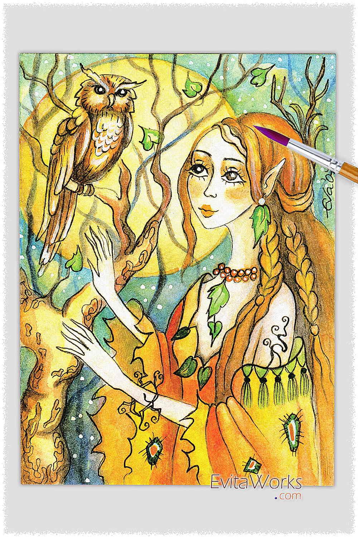 Fairy 48 ~ EvitaWorks