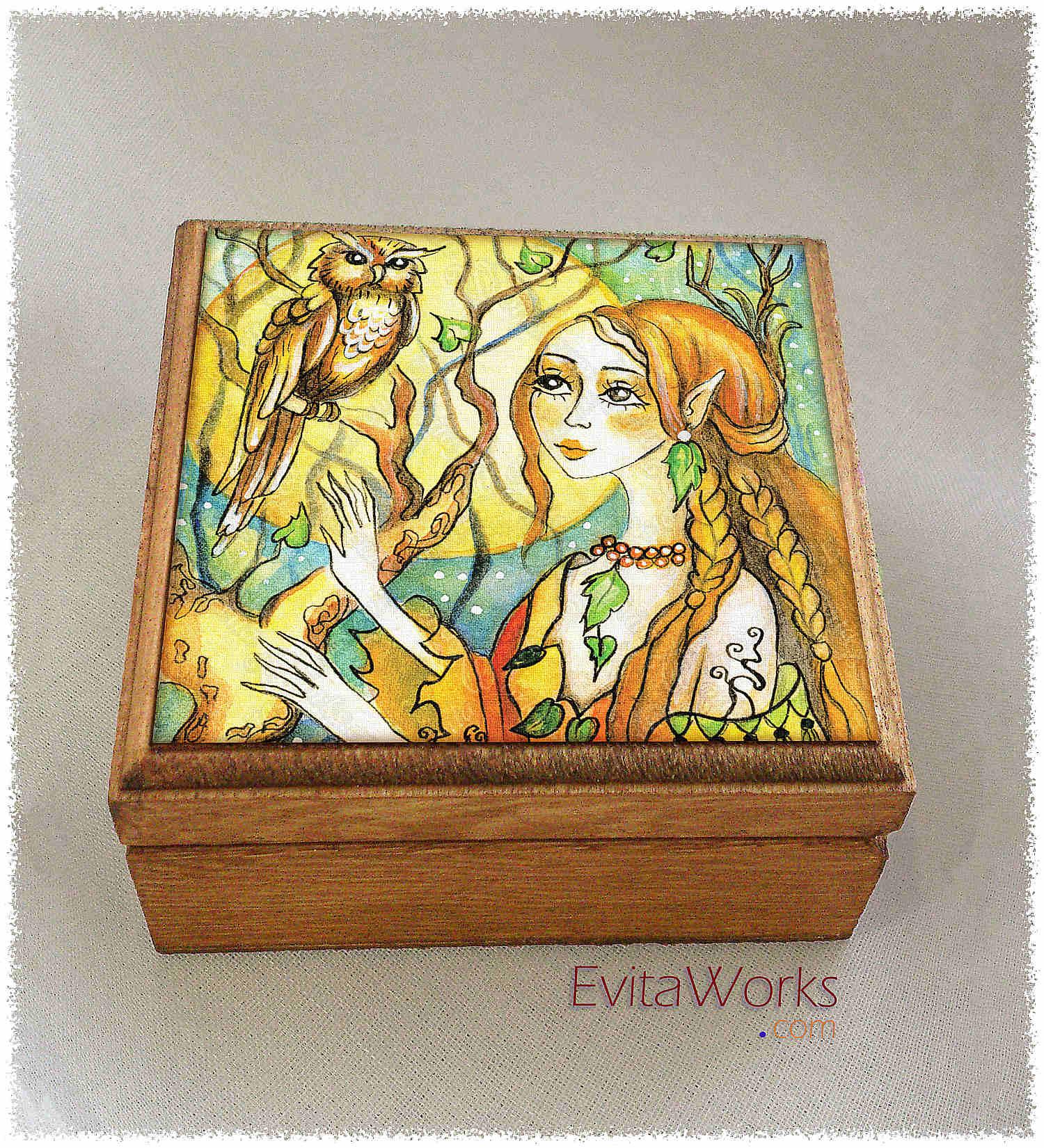Fairy 48 Boxsq ~ EvitaWorks