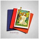 Fairy 57 Card ~ EvitaWorks