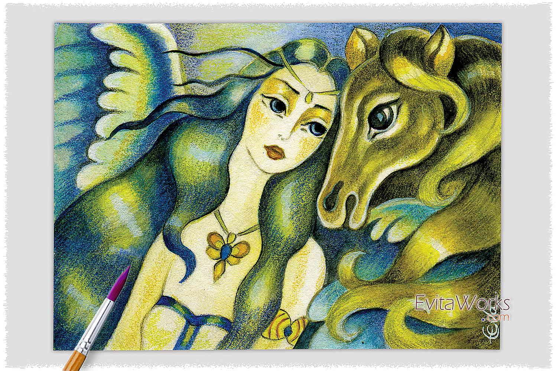 Fairy 71 ~ EvitaWorks