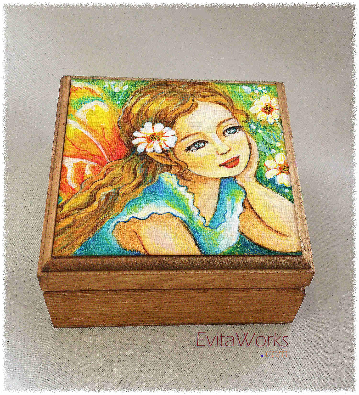 Fairy 74 Boxsq ~ EvitaWorks