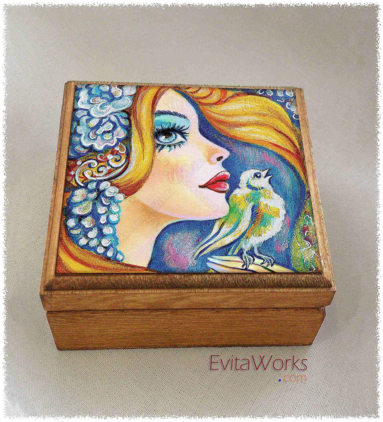 Fairy 76 Boxsq ~ EvitaWorks