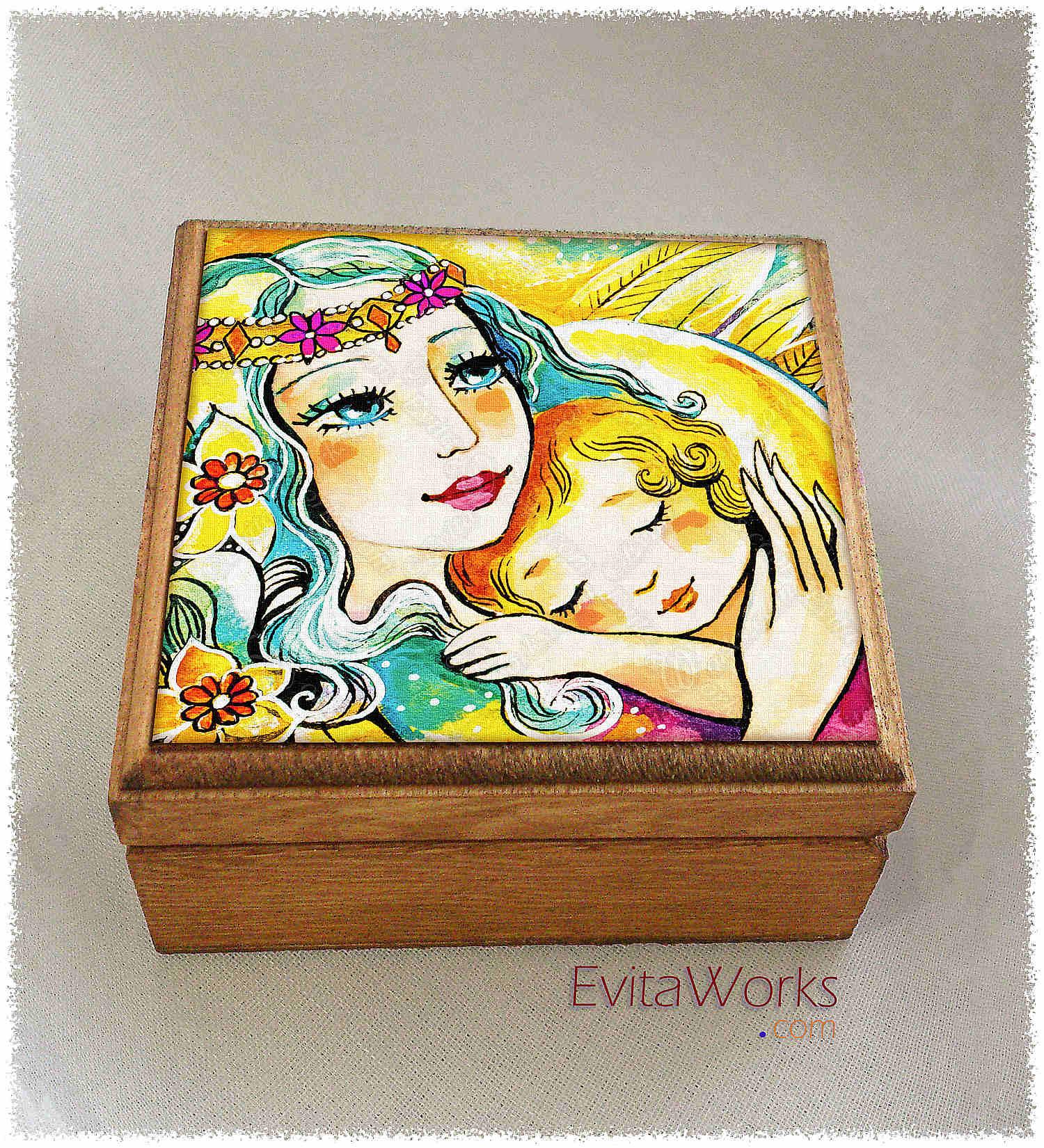 Fairy 90 Boxsq ~ EvitaWorks