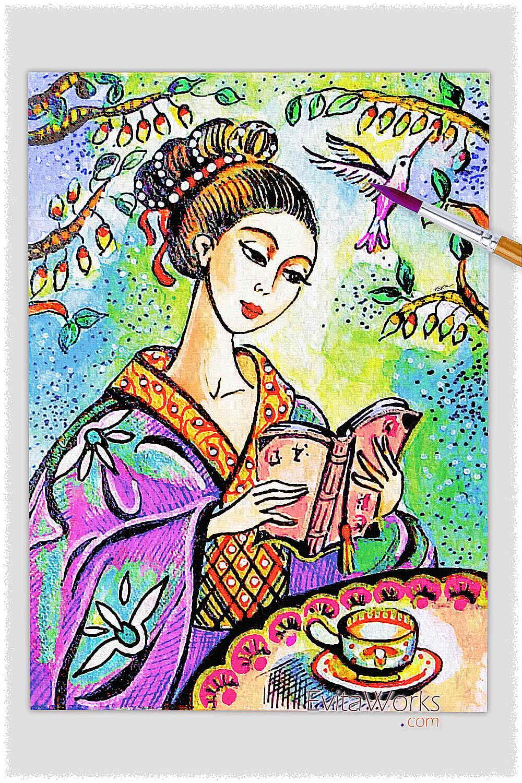 Geisha 10 ~ EvitaWorks