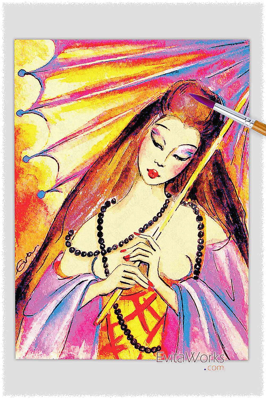 Geisha 12 ~ EvitaWorks