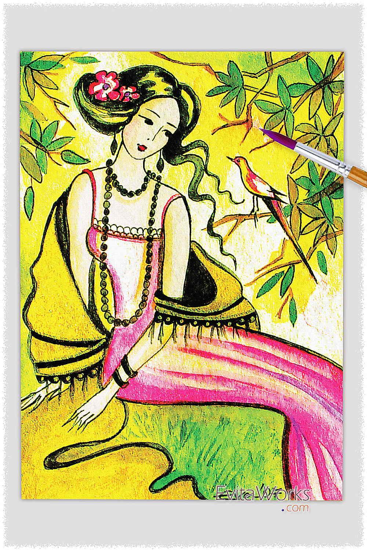 Geisha 14 ~ EvitaWorks