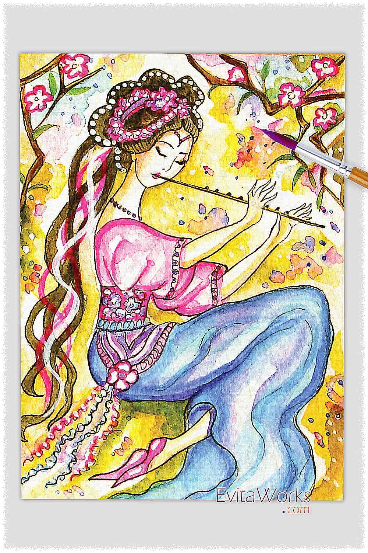 Geisha 15 ~ EvitaWorks