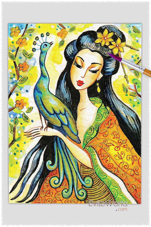 Geisha 26 ~ EvitaWorks