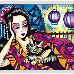 Geisha 34 ~ EvitaWorks