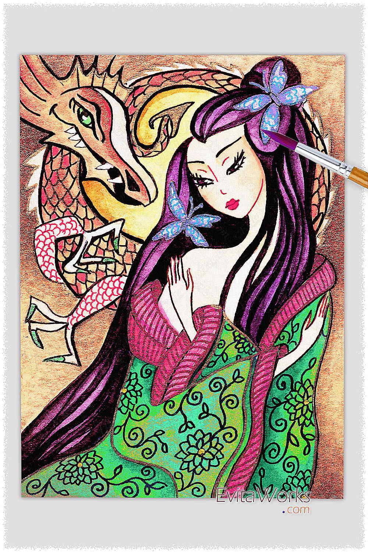 Geisha 37 1 ~ EvitaWorks
