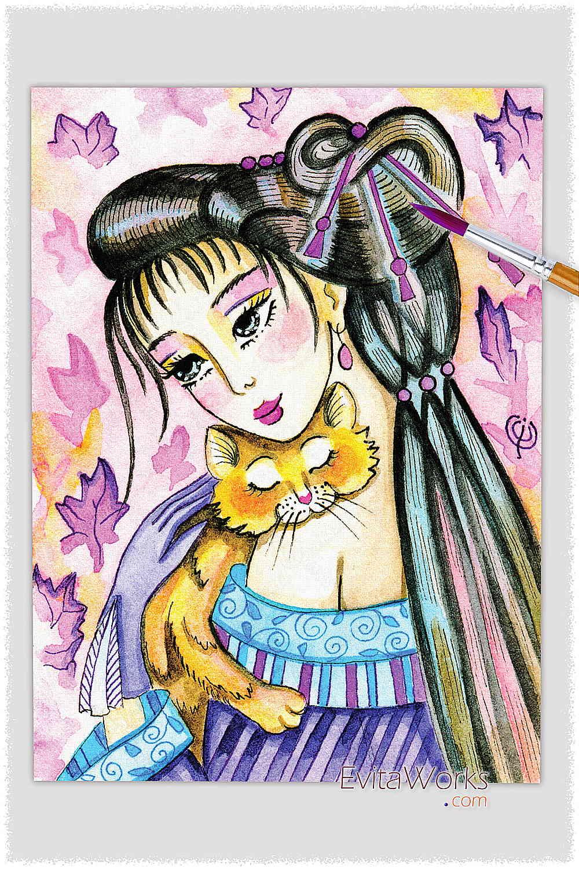 Geisha 39 ~ EvitaWorks