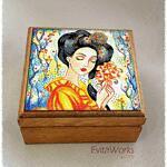 Geisha 43 Boxsq ~ EvitaWorks