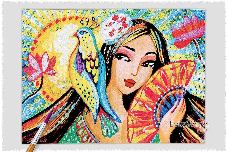 Geisha 53 ~ EvitaWorks