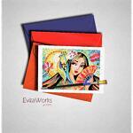 Geisha 53 Card ~ EvitaWorks