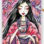 Geisha 72 ~ EvitaWorks