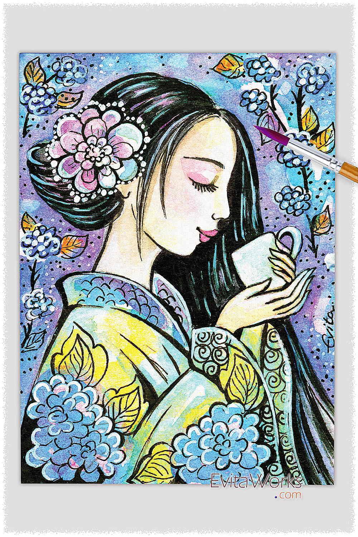 Geisha 75 ~ EvitaWorks