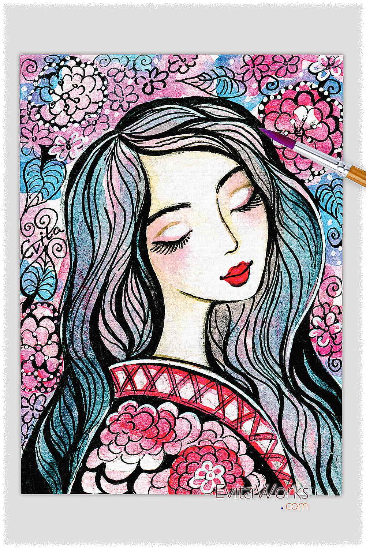 Geisha 76 ~ EvitaWorks