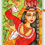 Indian Woman 01 ~ EvitaWorks