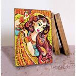 Indian Woman 05 Block1 ~ EvitaWorks