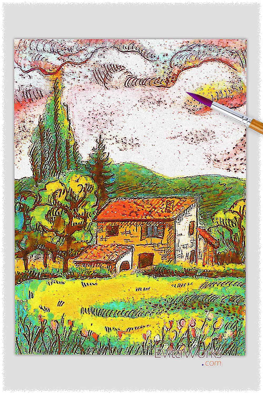 ao landscape 03 ~ EvitaWorks