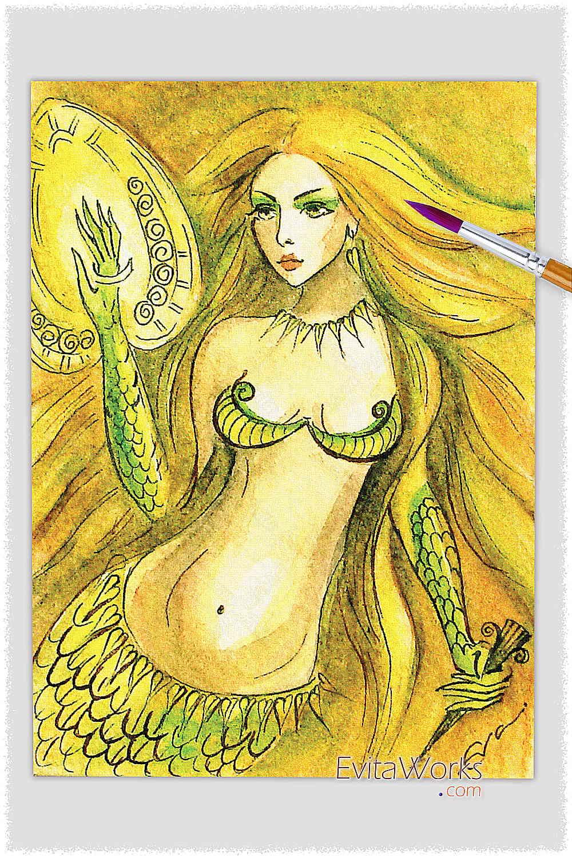 Mermaid 20 ~ EvitaWorks
