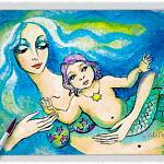 Mermaid 22 ~ EvitaWorks