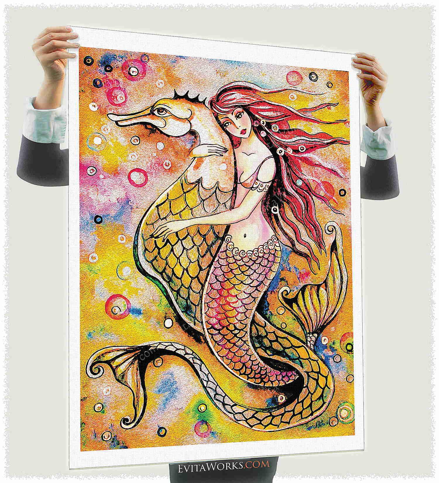 Mermaid 25 Page2 ~ EvitaWorks