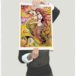 Mermaid 25 Page1 ~ EvitaWorks