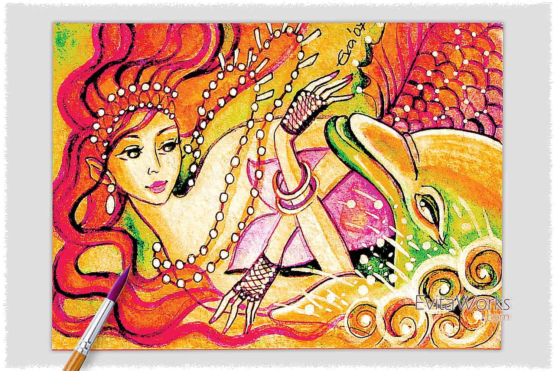 Mermaid 33 ~ EvitaWorks