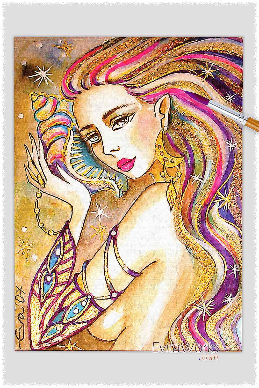 Mermaid 37 ~ EvitaWorks