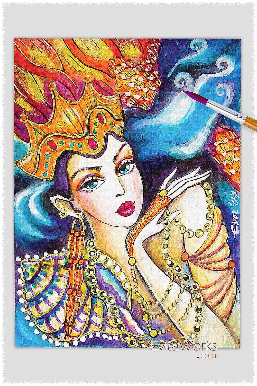 Mermaid 44 ~ EvitaWorks