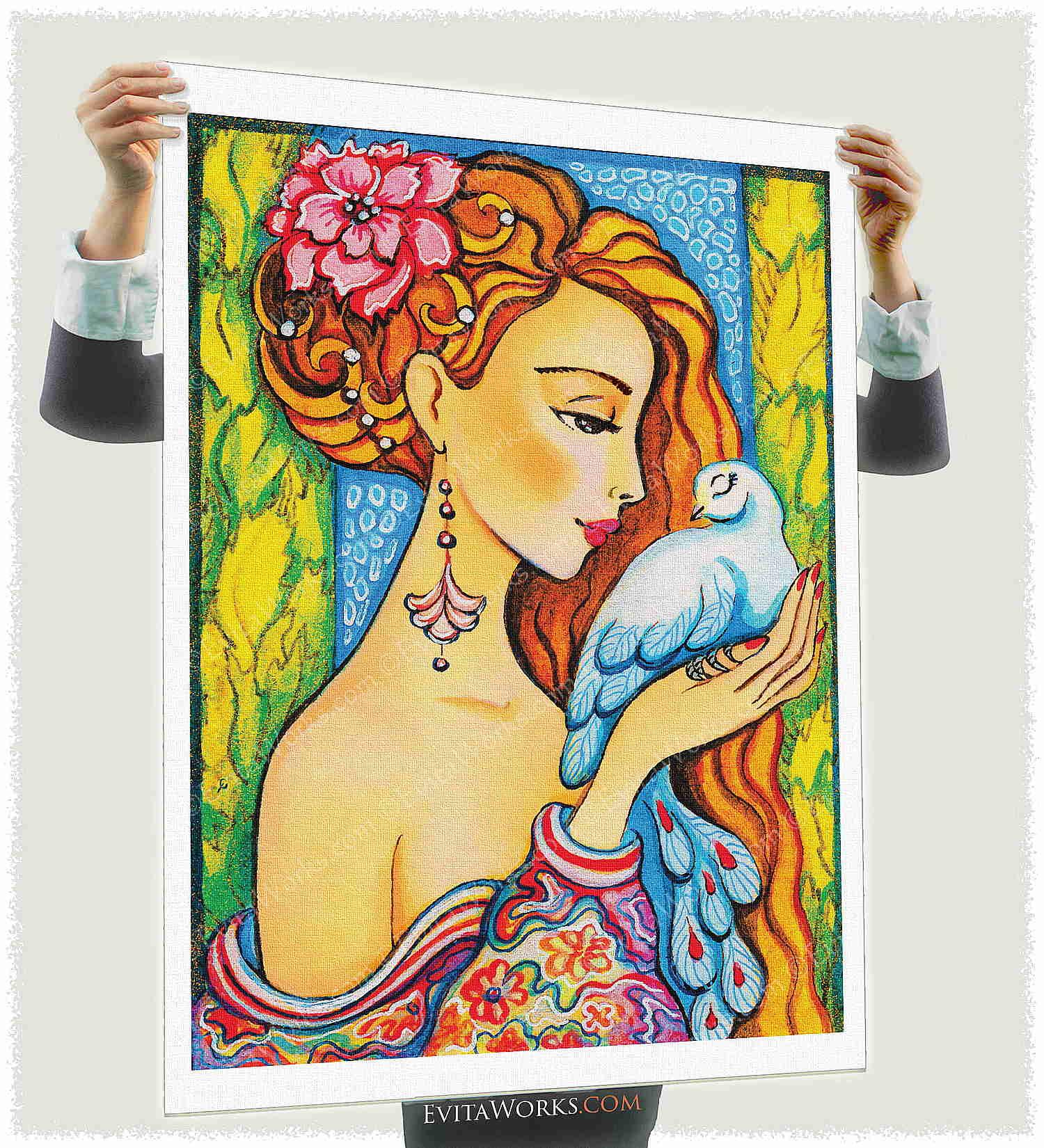 Mermaid 61 Page2 ~ EvitaWorks