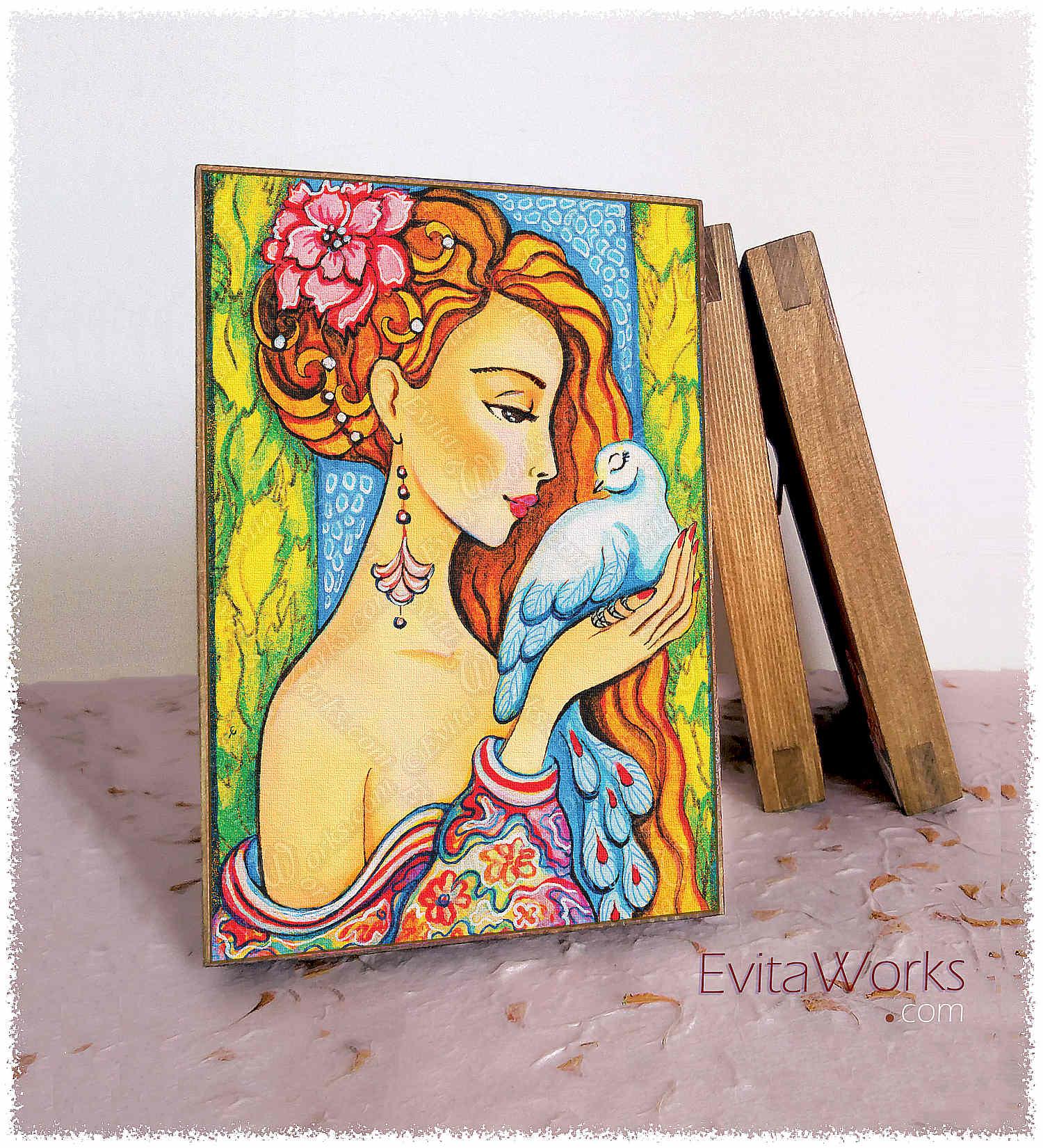 Mermaid 61 Block1 ~ EvitaWorks