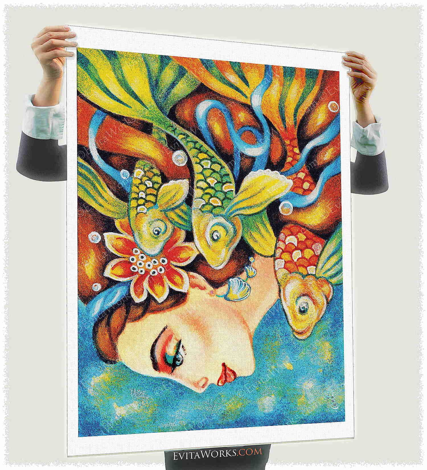 Mermaid 62 Page2 ~ EvitaWorks