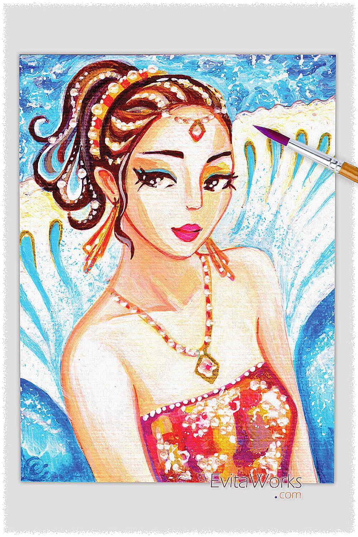 Mermaid 66 ~ EvitaWorks