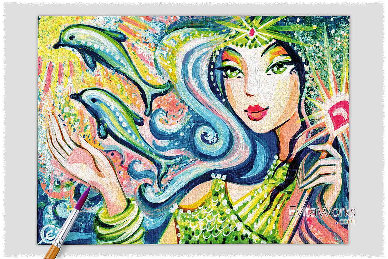 Mermaid 70 ~ EvitaWorks