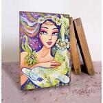 Mermaid 72 Block1 ~ EvitaWorks