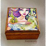 Mermaid 72 Boxsq ~ EvitaWorks