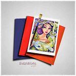 Mermaid 72 Card ~ EvitaWorks