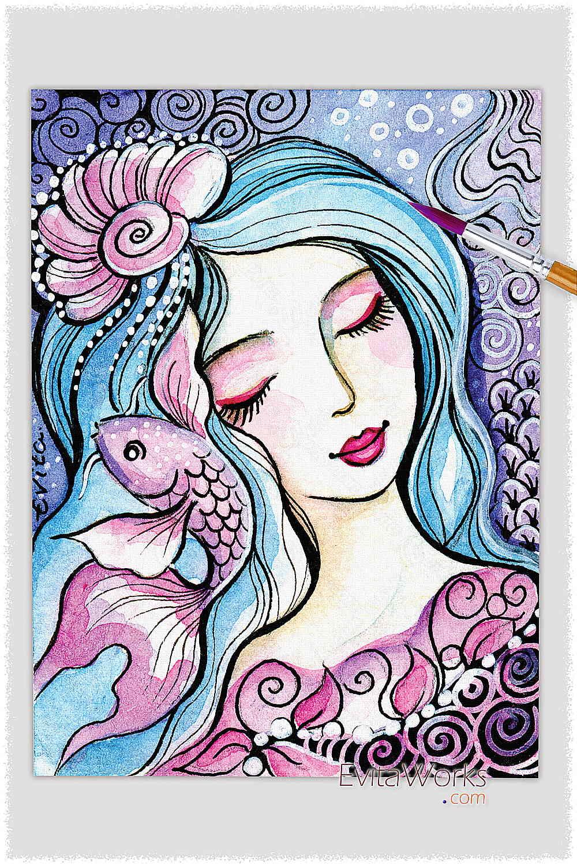Mermaid 80 ~ EvitaWorks
