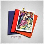Mother Child 15 Card ~ EvitaWorks