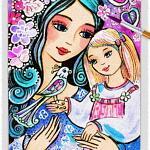 Mother Child 18 ~ EvitaWorks