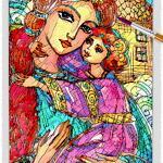 Mother Child 19 ~ EvitaWorks