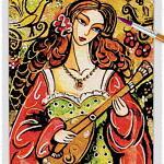 Music Folk 01 ~ EvitaWorks