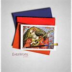 Music Folk 03 Card ~ EvitaWorks