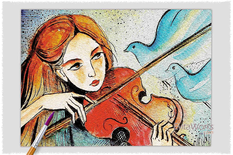 Music ~ EvitaWorks