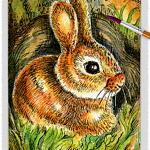 Rabbit 01 ~ EvitaWorks